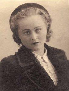 Муся. 1944 г.