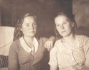 Мама. Школа. 1938 г.
