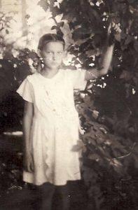 Галина Шумская. 1954 г.