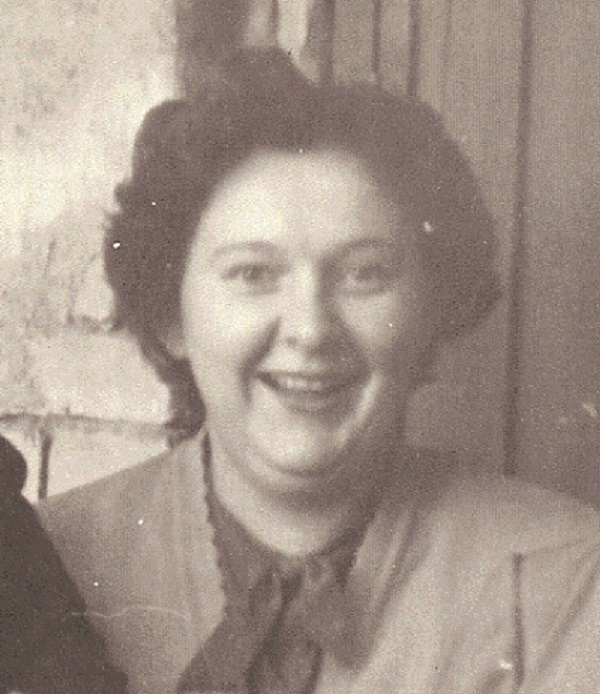 Галина Ивановна Скрипка. 1966 г.