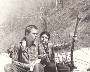 Светлана Разумовская. 1975 г.