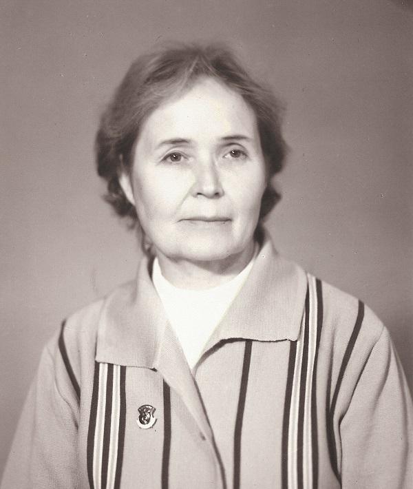 Шумская Татьяна Ивановна. 1984 г.Шумская Татьяна Ивановна. 1984 г.