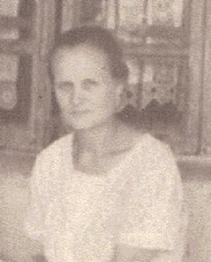 Анна Ивановна Шумская