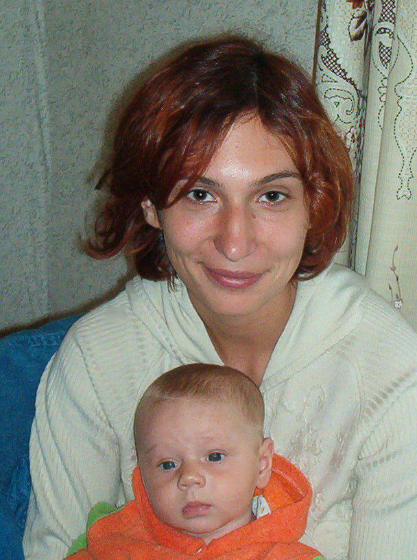 Маша Ушакова