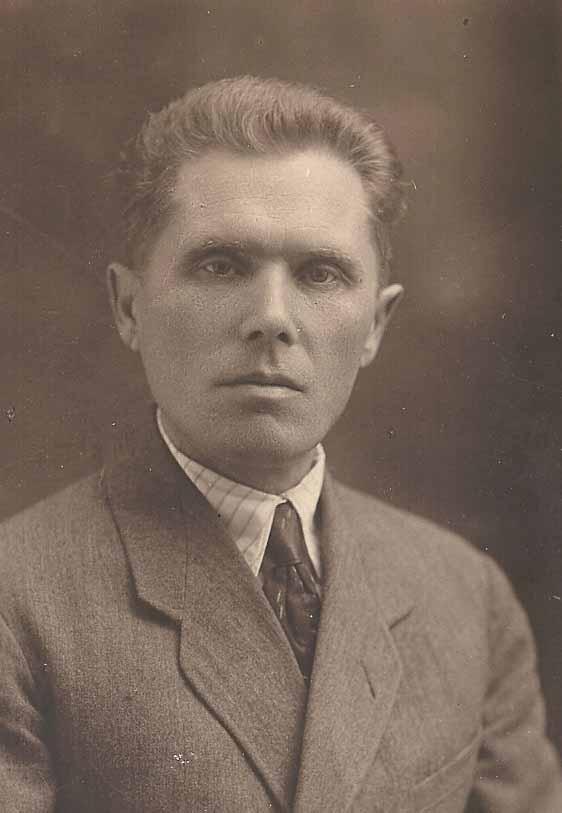 Шумский Иван Лукич. 1938 г.
