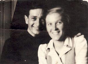 Тетя Надя и дядя Валя